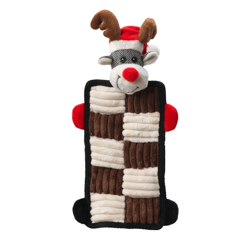 House of Paws Quilted Christmas Toy
