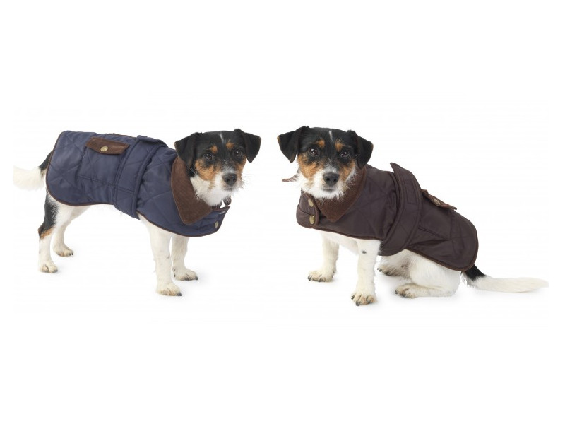 House of Paws Quilted Country Dog Coat
