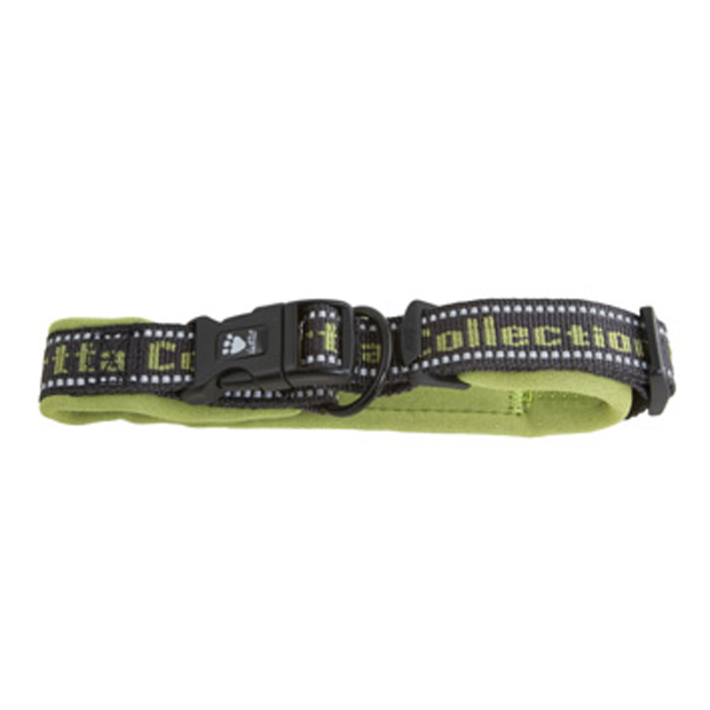 Hurtta Dog Wear Adjustable Padded Dog Collar