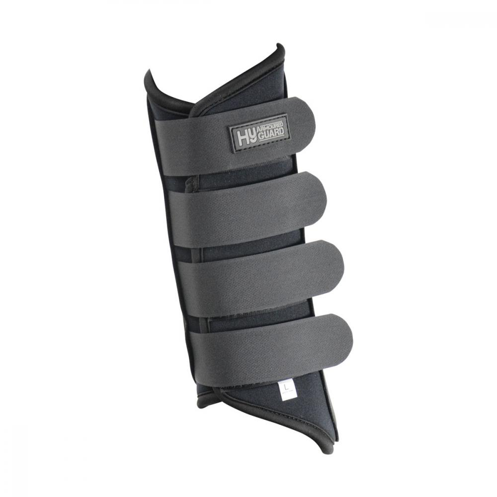 Hy Armoured Guard Neoprene Brushing Boots