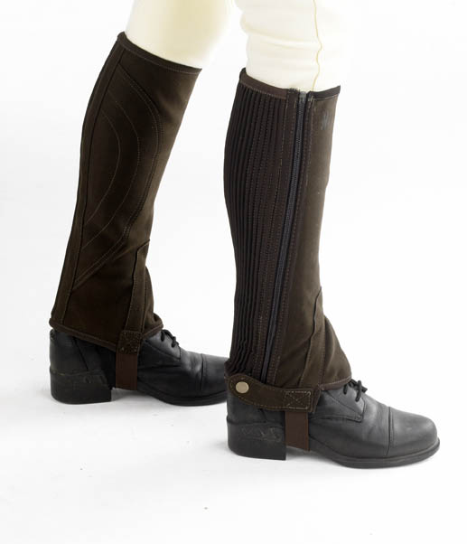 Hy Clarino Half Chaps Adult & Children