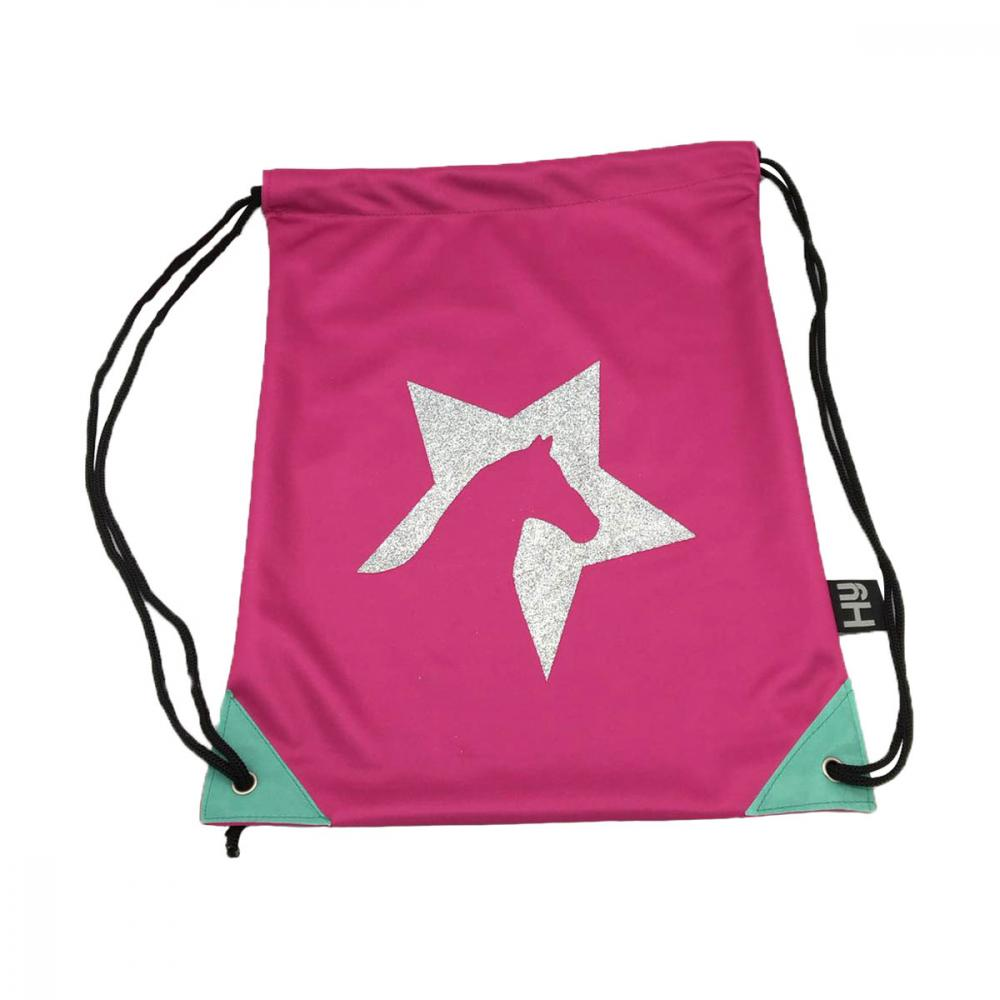 Hy Zeddy Drawstring Bag