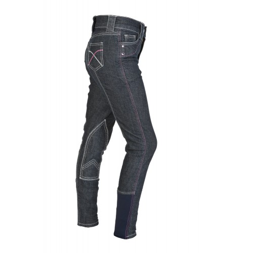 HyPERFORMANCE Denim Lola Teens Breeches