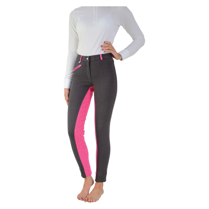 HyPERFORMANCE Saxby Silicon Jodhpurs