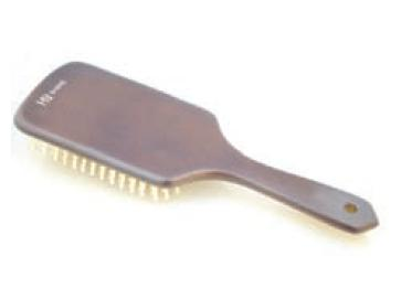 HySHINE Deluxe Wooden Brush