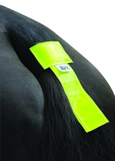 HyVIZ Reflective Tail Band