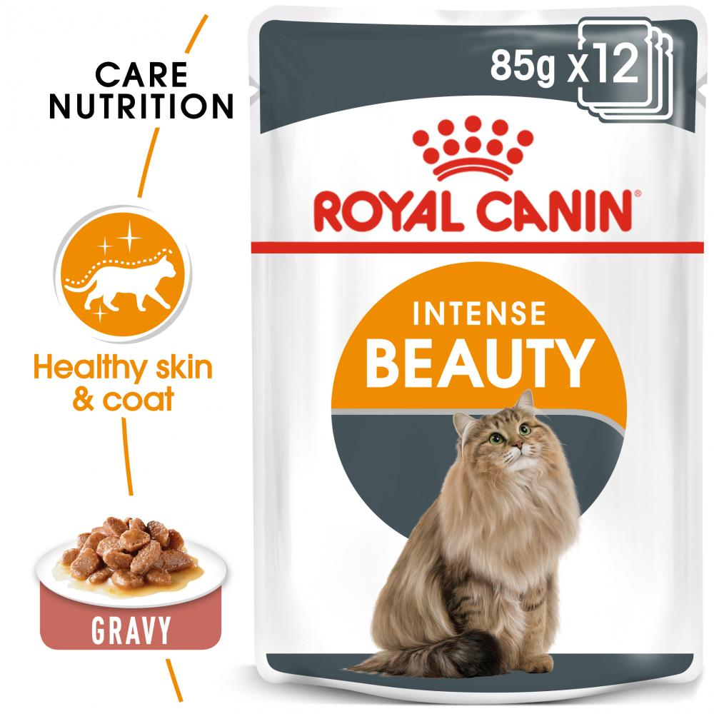 ROYAL CANIN® Intense Beauty Care Wet Cat Food