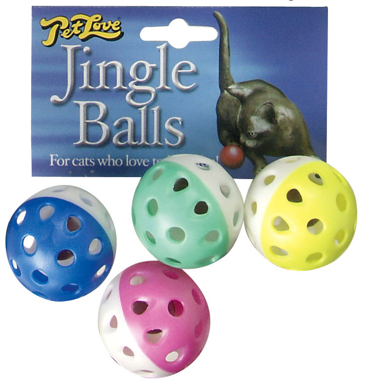 Interpet Cat Toy Balls
