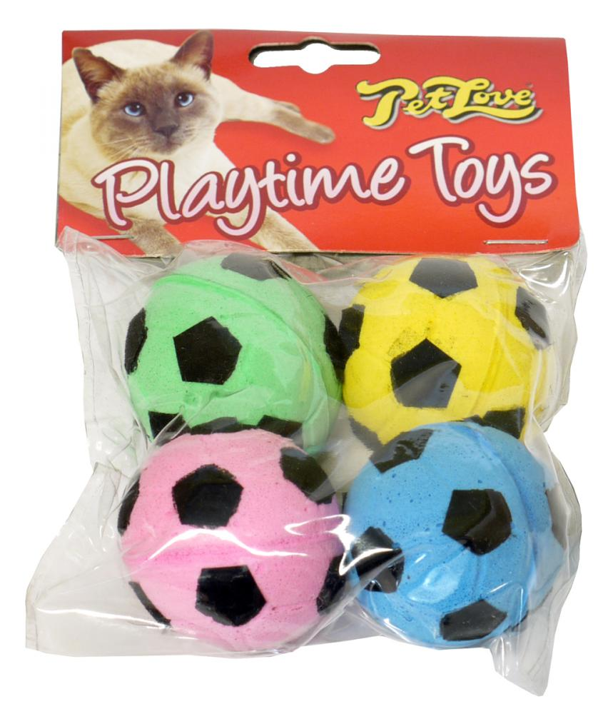 Interpet Cat Toy Balls Toys
