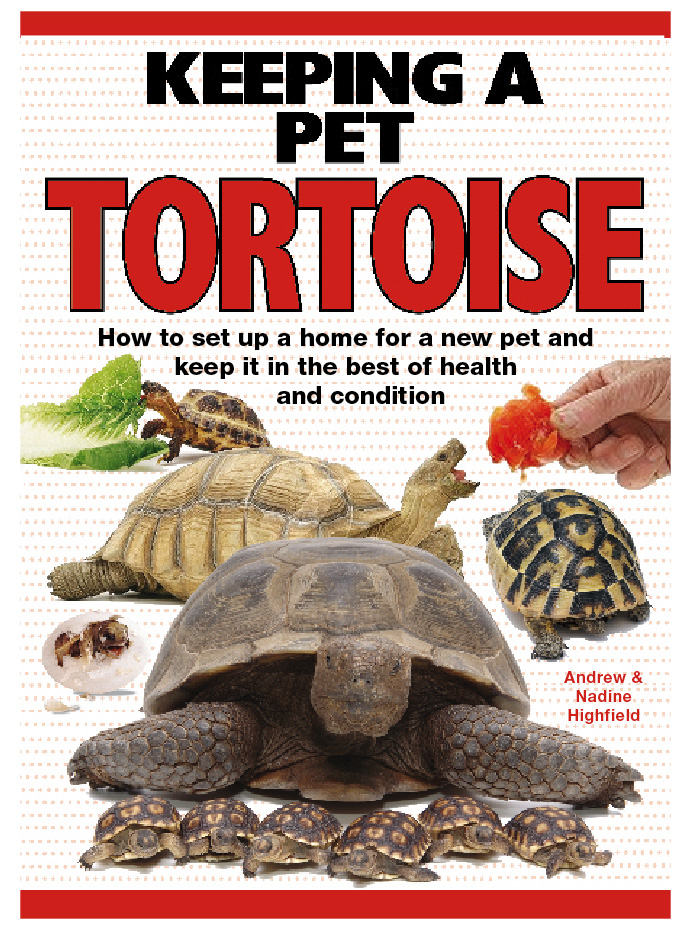 Interpet Keeping A Pet Tortoise Book