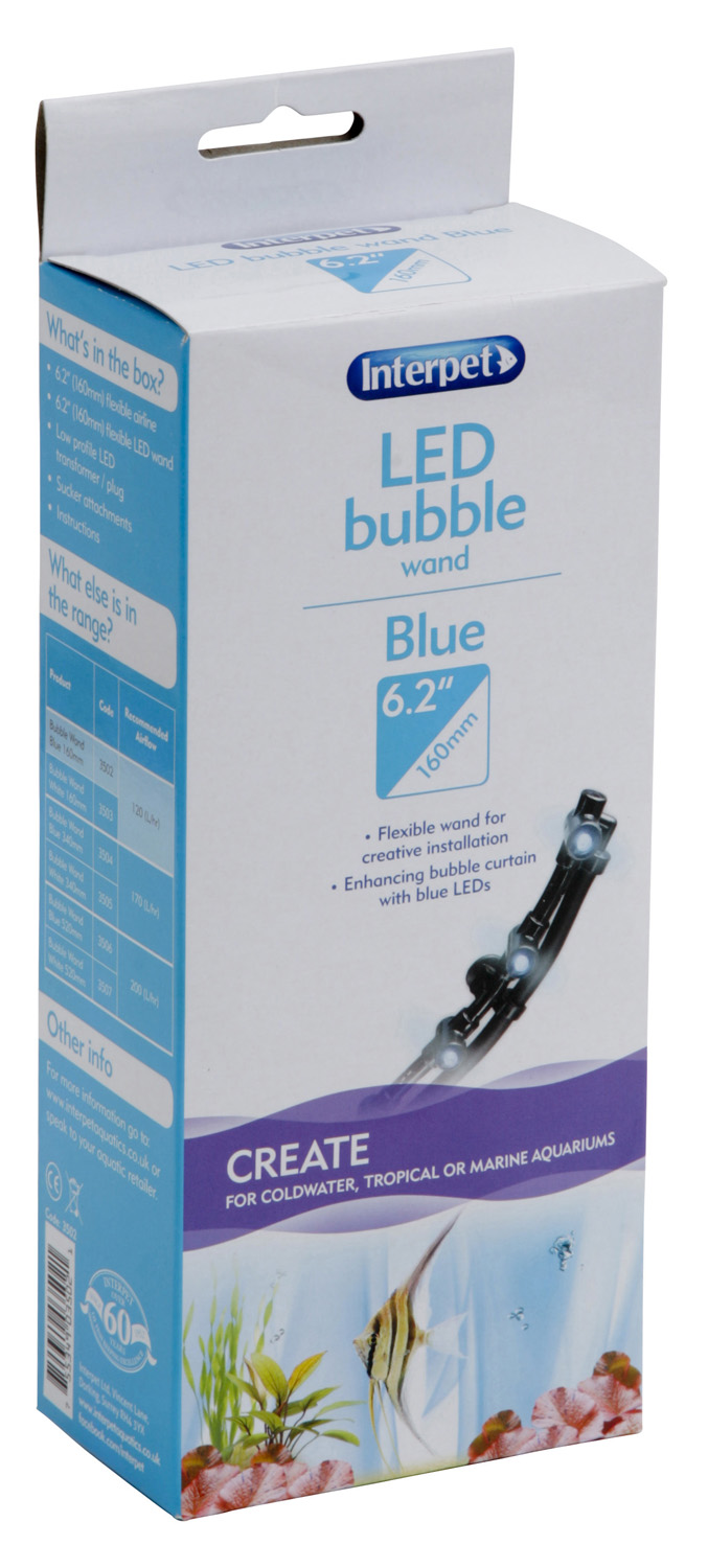 Interpet LED Bubble Wand for Aquariums