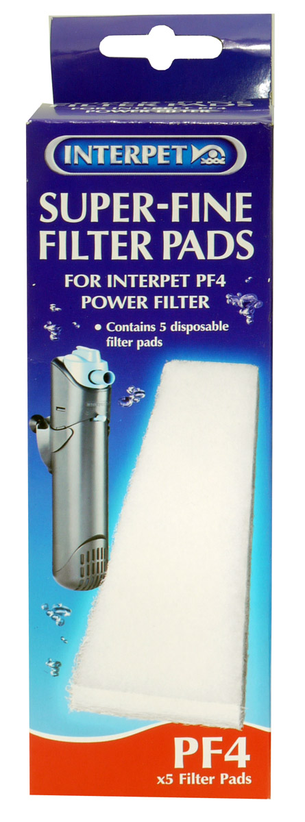 Interpet PF4 Filter Accessories
