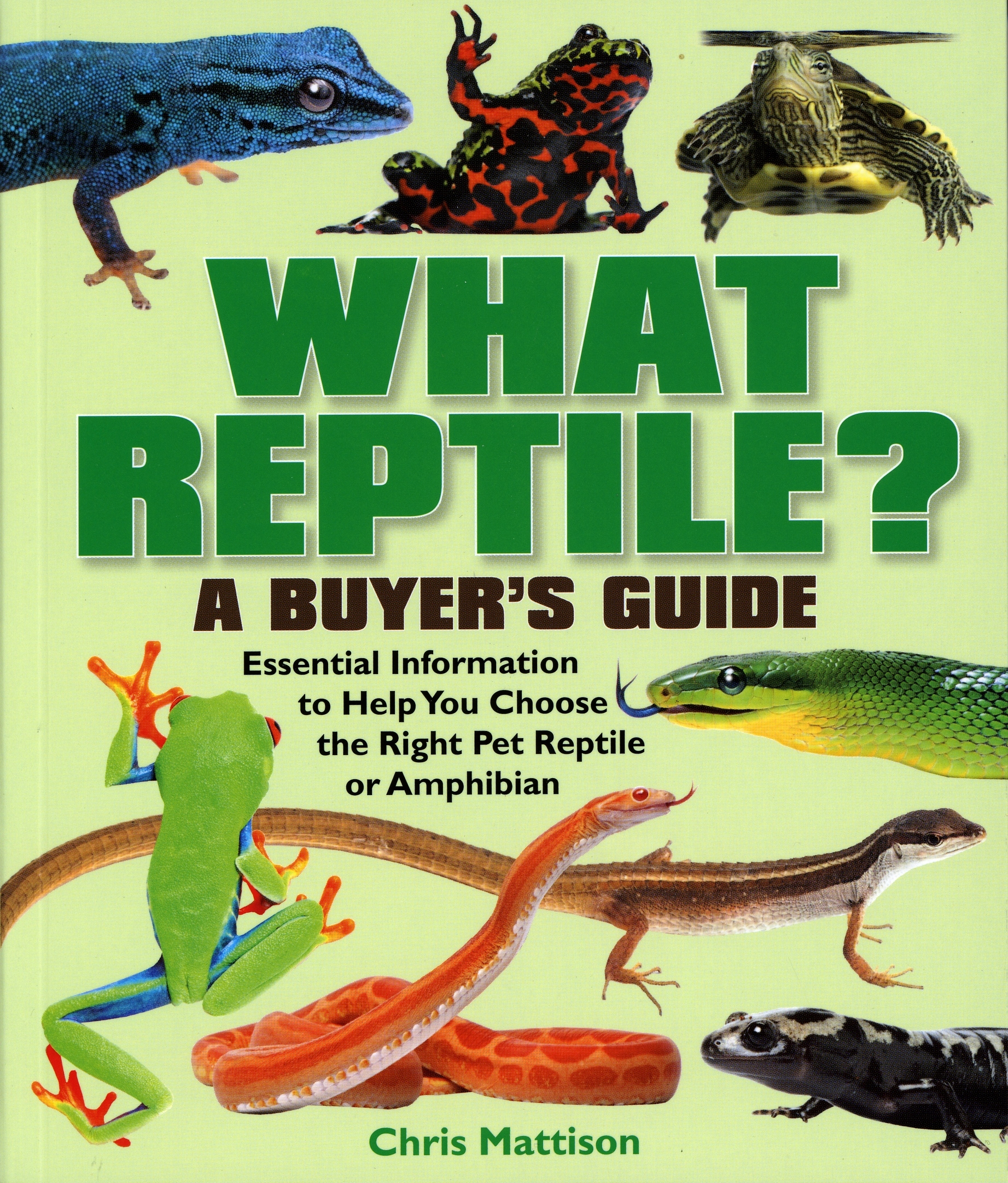 Interpet What Reptile? Encyclopedia