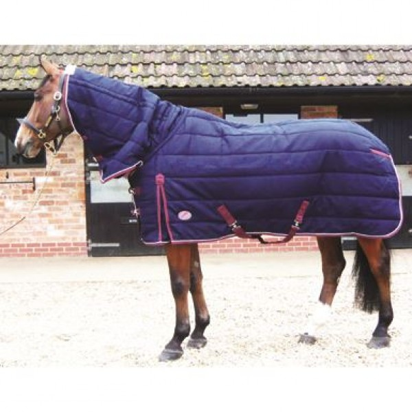 JHL Mediumweight Combo Stable Rug