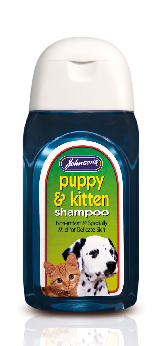 Johnsons Puppy & Kitten Shampoo