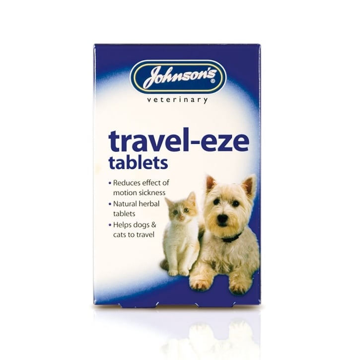 Johnson's Veterinary Travel-Eze Tablets