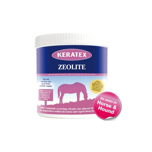 Keratex Zeolite for Horses
