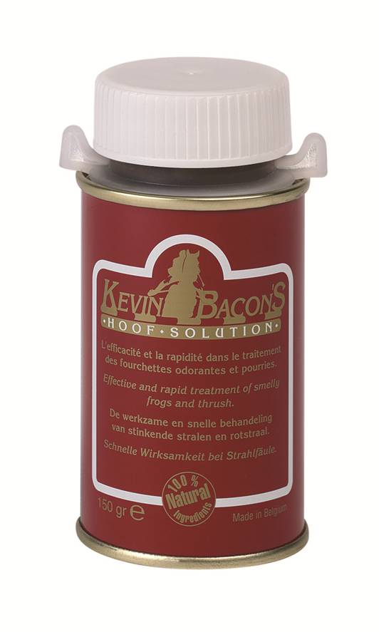 Kevin Bacons Hoof Solution for Horses