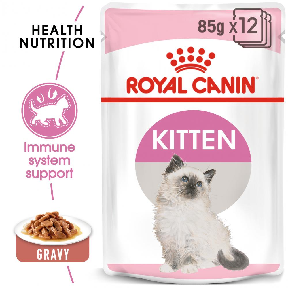 ROYAL CANIN® Kitten Wet Food