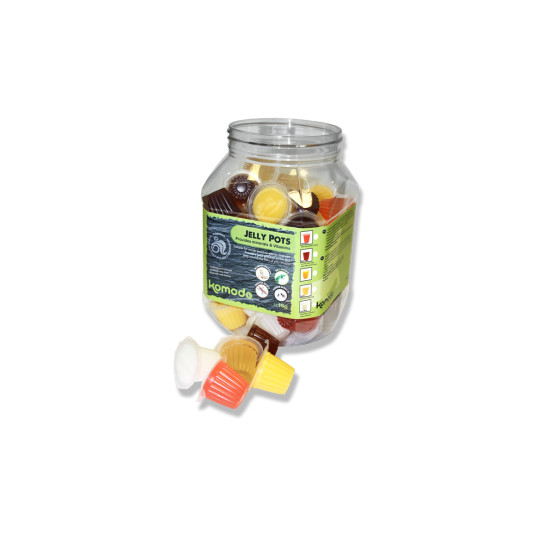 Komodo Jelly Pots Feeder Insect Food