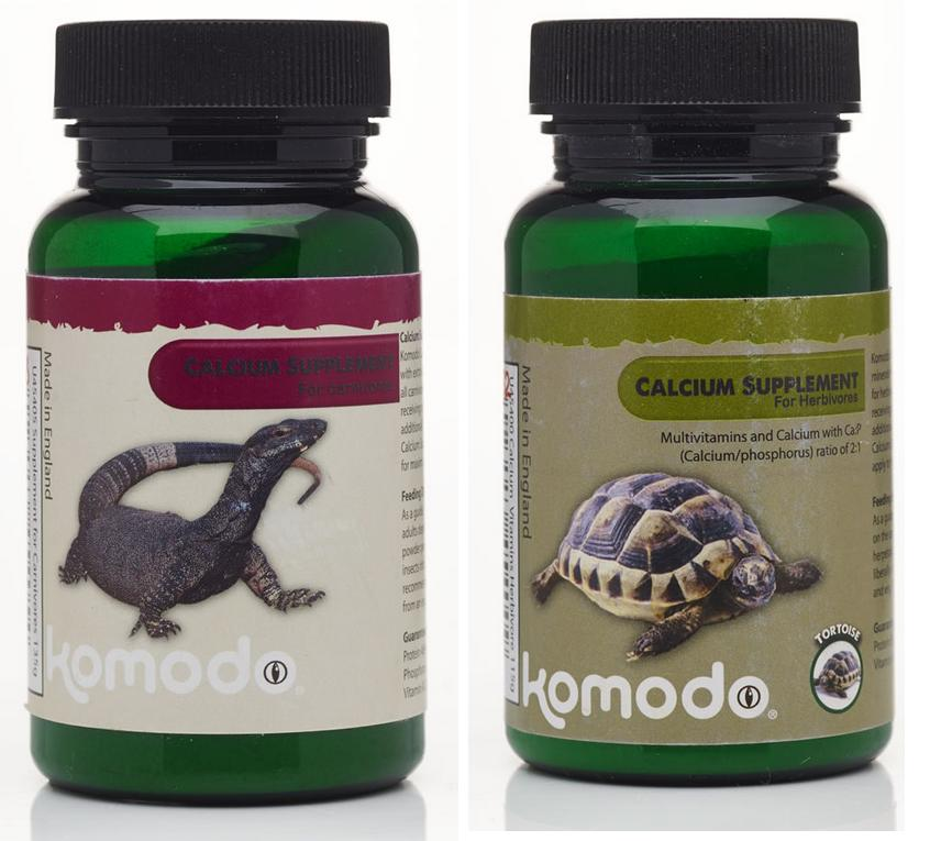 Komodo Premium Calcium Supplement