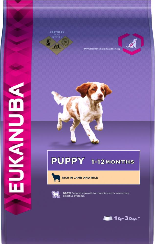Eukanuba Puppy Lamb Rice Dog Food