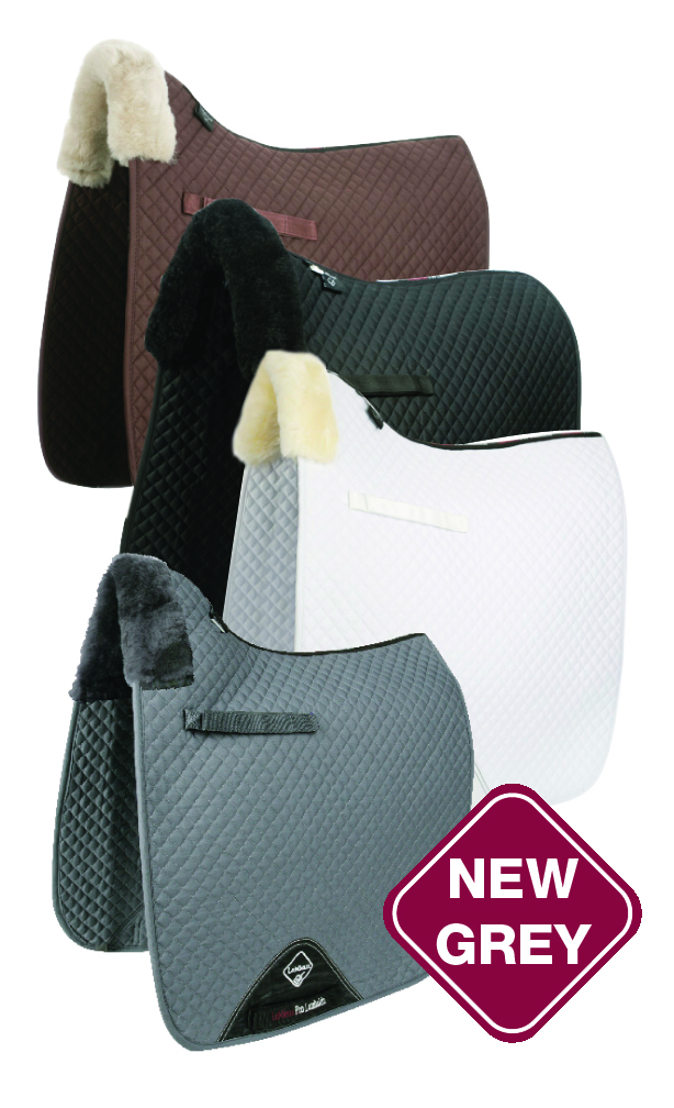 LeMieux Dressage Square Plain Cotton