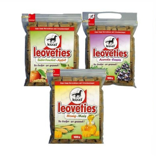 Leovet Leoveties Treats for Horses