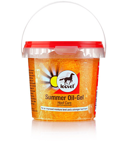 Leovet Summer Oil Hoof Gel for Horses