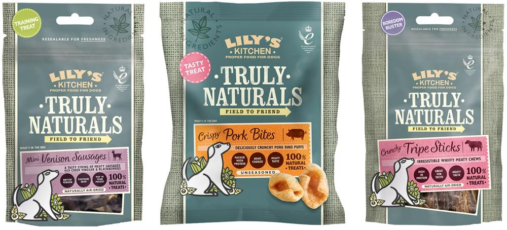Lily's Kitchen Truly Naturals Range