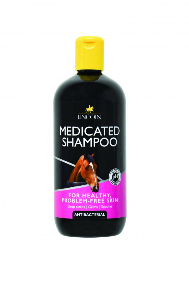 Lincoln Medicated Shampoo