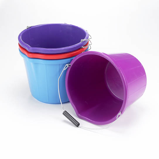 Lincoln Mould Flex Stable Bucket