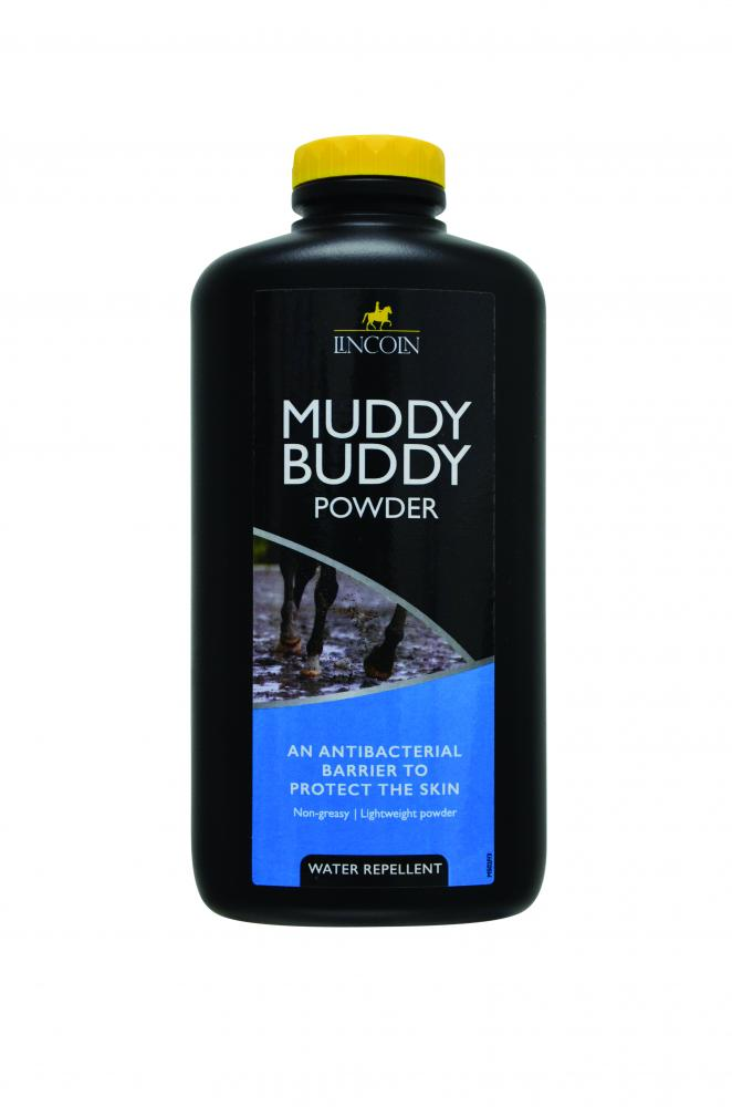 Lincoln Muddy Buddy & Magic Mud Kure for Horses