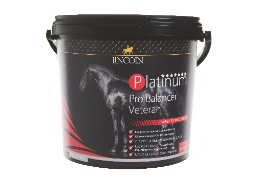 Lincoln Platinum Pro Balancer Veteran