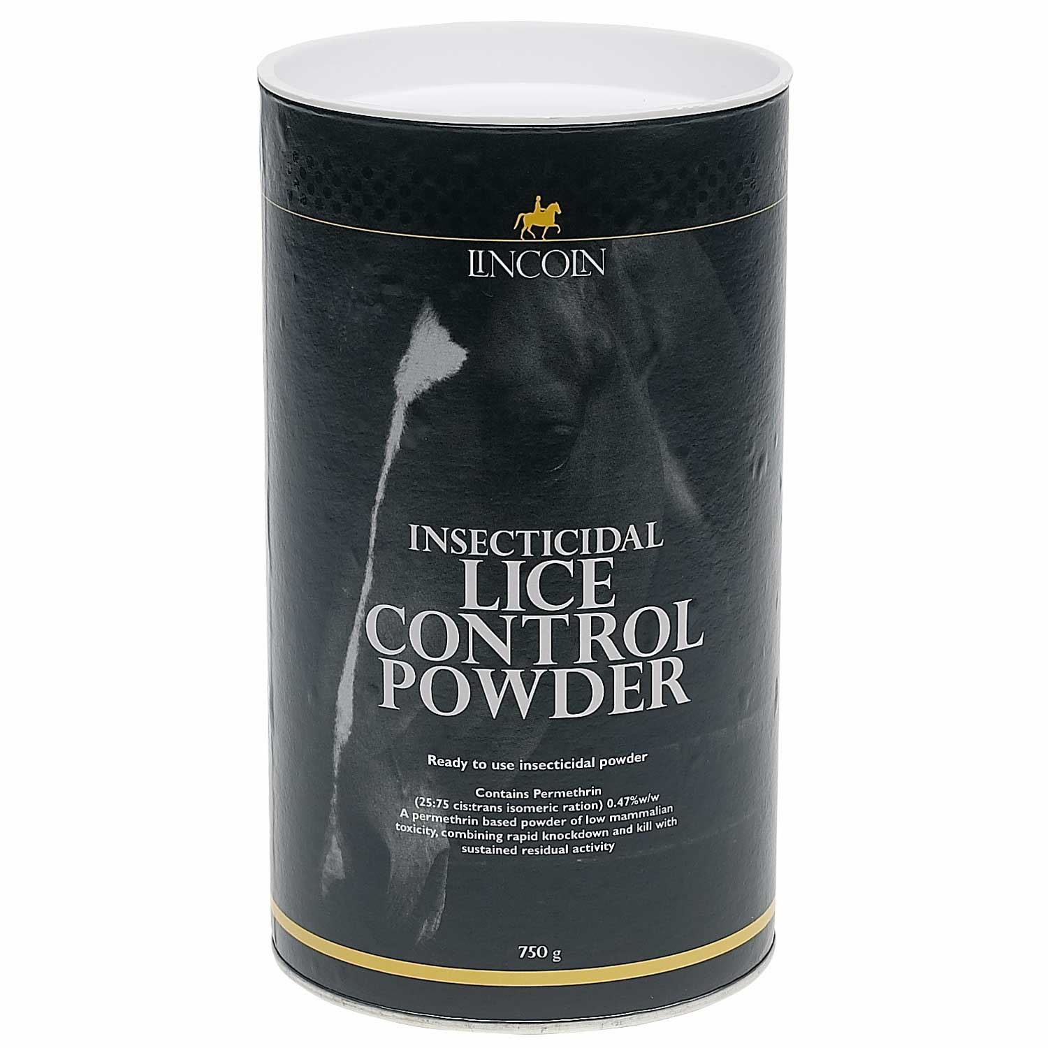 Lincoln Insecticidal Lice Control Powder for Horses
