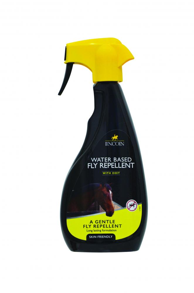 Lincoln Water Based Fly Repellent for Horses
