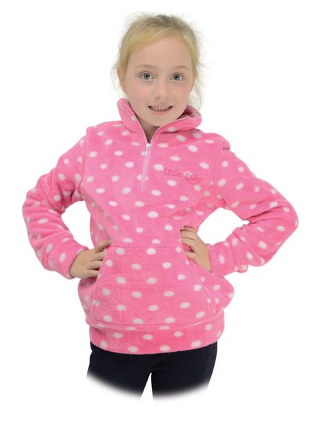 Little Rider Lily Soft Fleece
