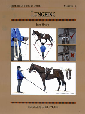 Lungeing Horse Book