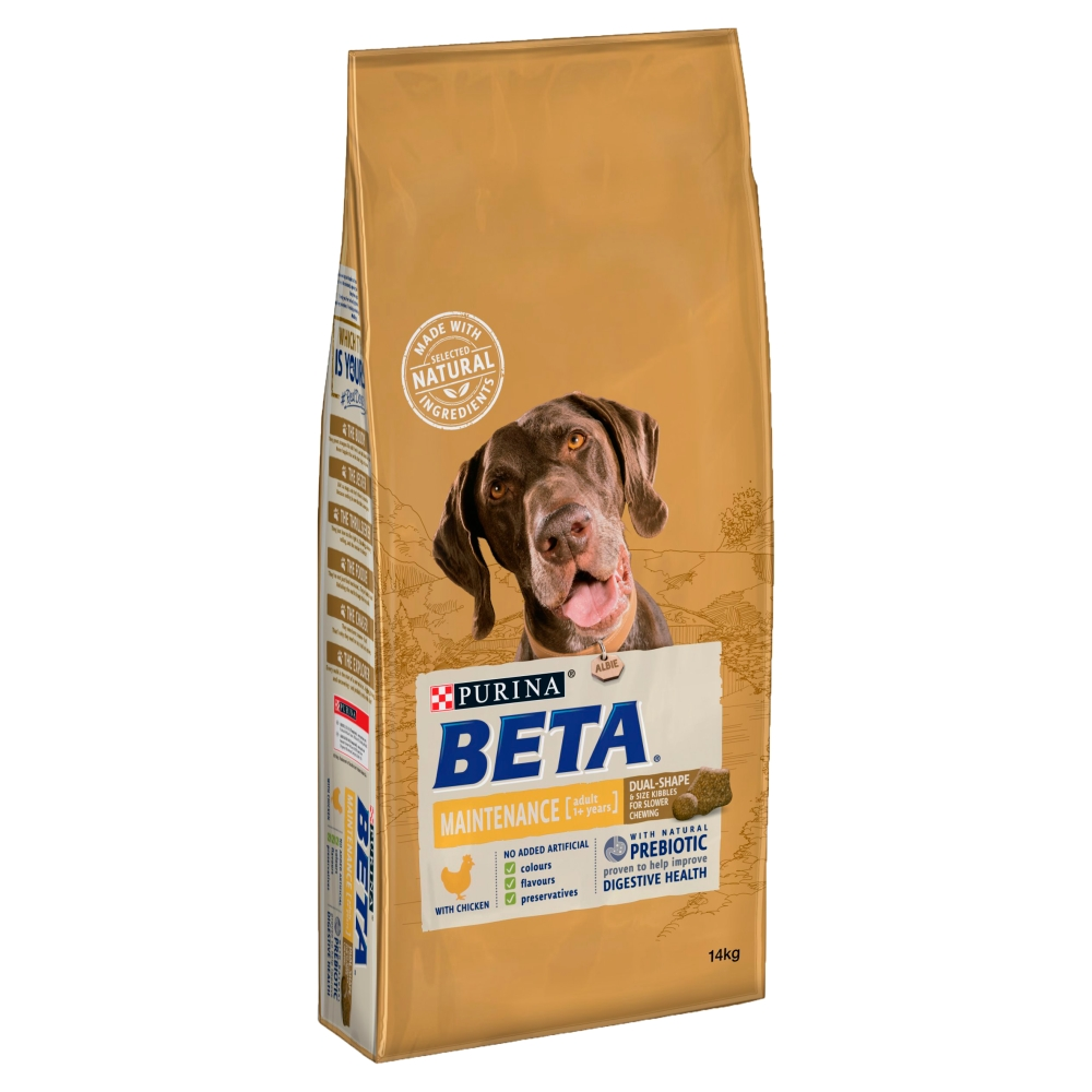 Purina Beta Maintenance With Chicken Dry Dog Food