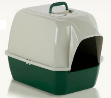 Marchioro Freecat Hooded Cat Litter Tray & Filter