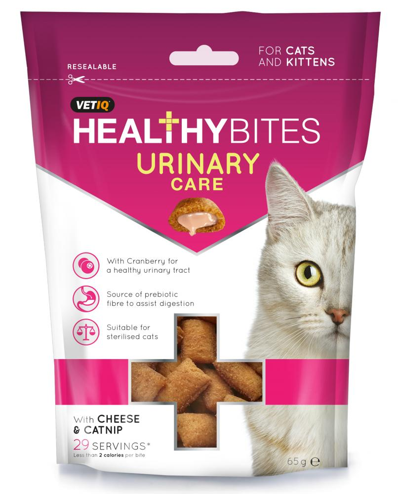 VETIQ Healthy Bites Urinary Care Bites for Cats