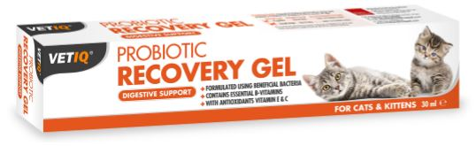 Mark + Chappell Probiotic Recovery Gel for Cats and Kittens