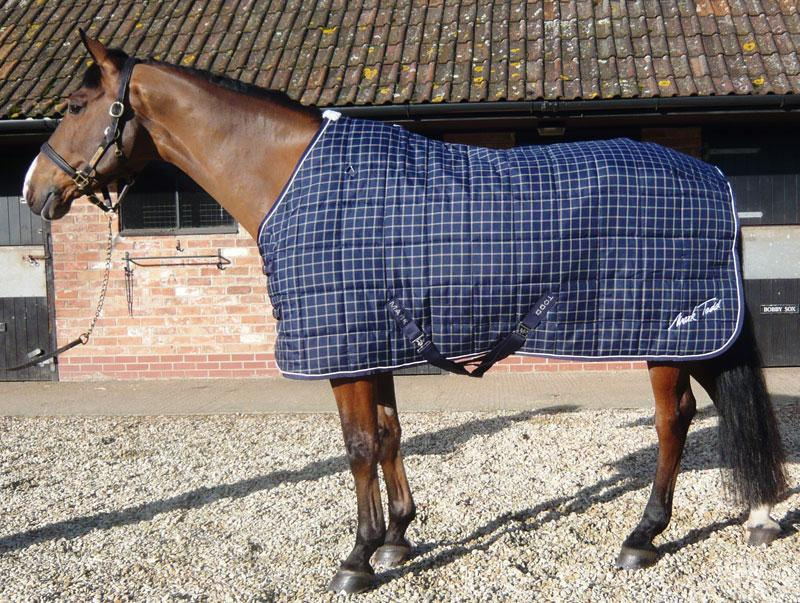 Mark Todd Check Mediumweight Stable Rug