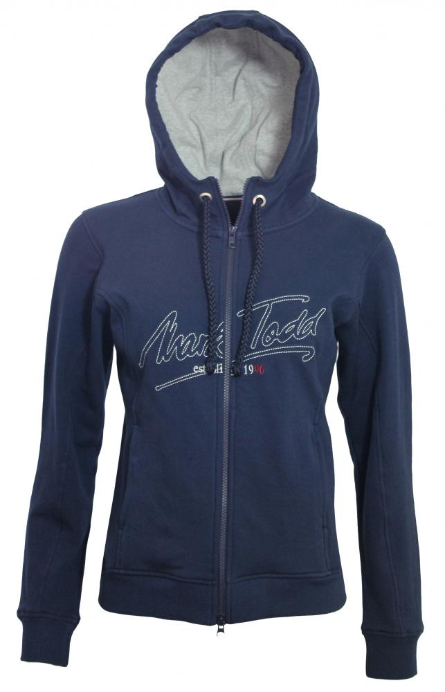 Mark Todd Italian Collection Jana Hoodie