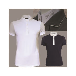 Mark Todd Ladies Competition Polo Shirt Amber
