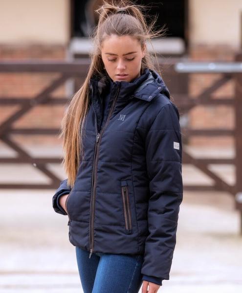 Mark Todd Ladies Winter Padded Jacket