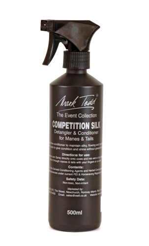 Mark Todd Competition Silk Detangling Spray