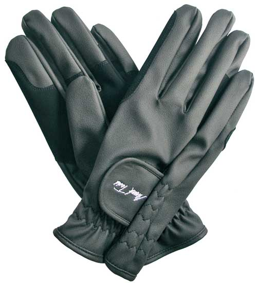 Mark Todd Synthetic Riding Gloves