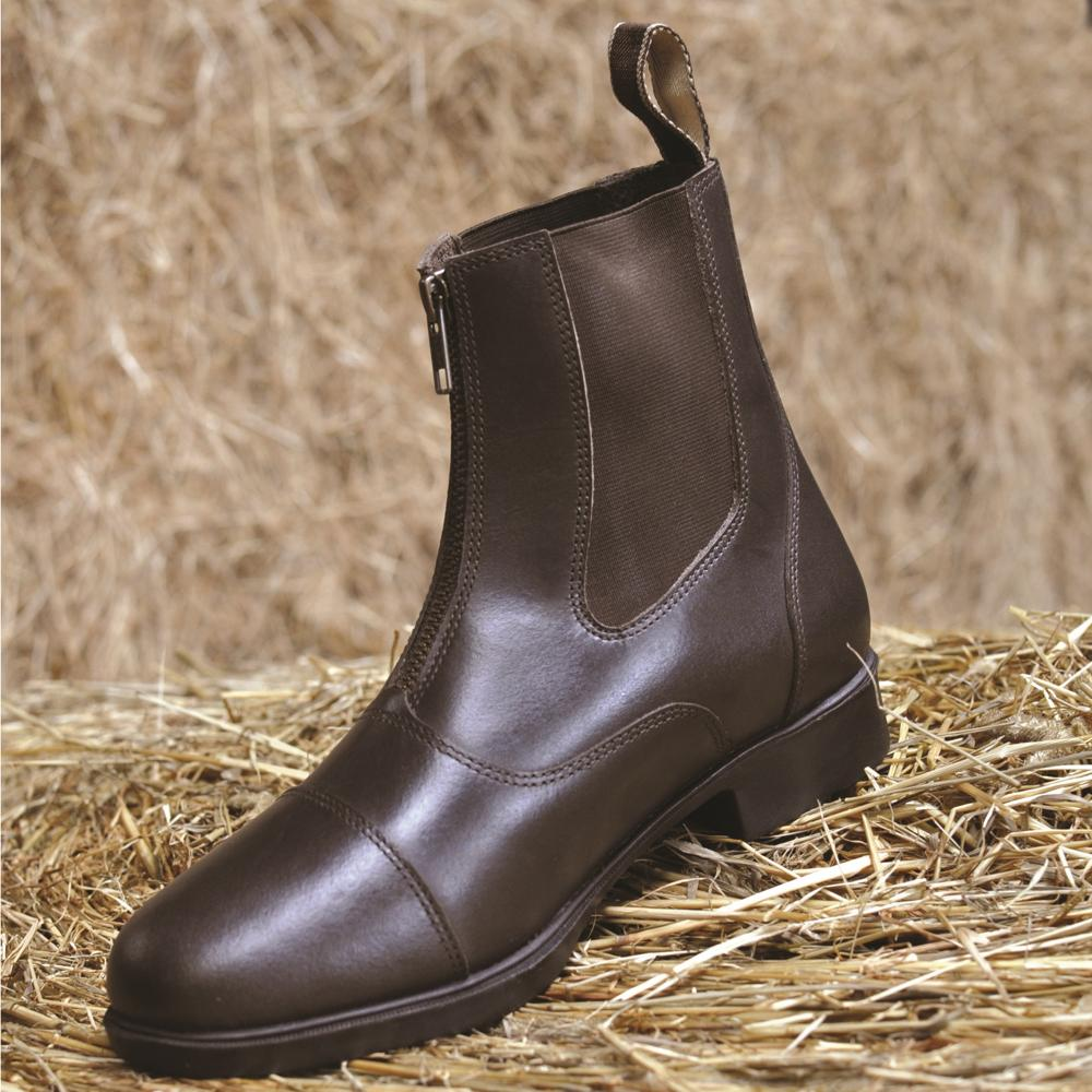 Mark Todd Toddy Zip Jodhpur Boots
