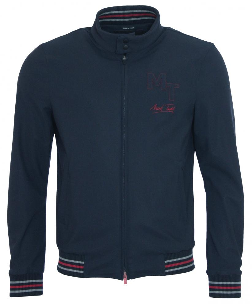 Mark Todd Italian Collection William Bomber Jacket